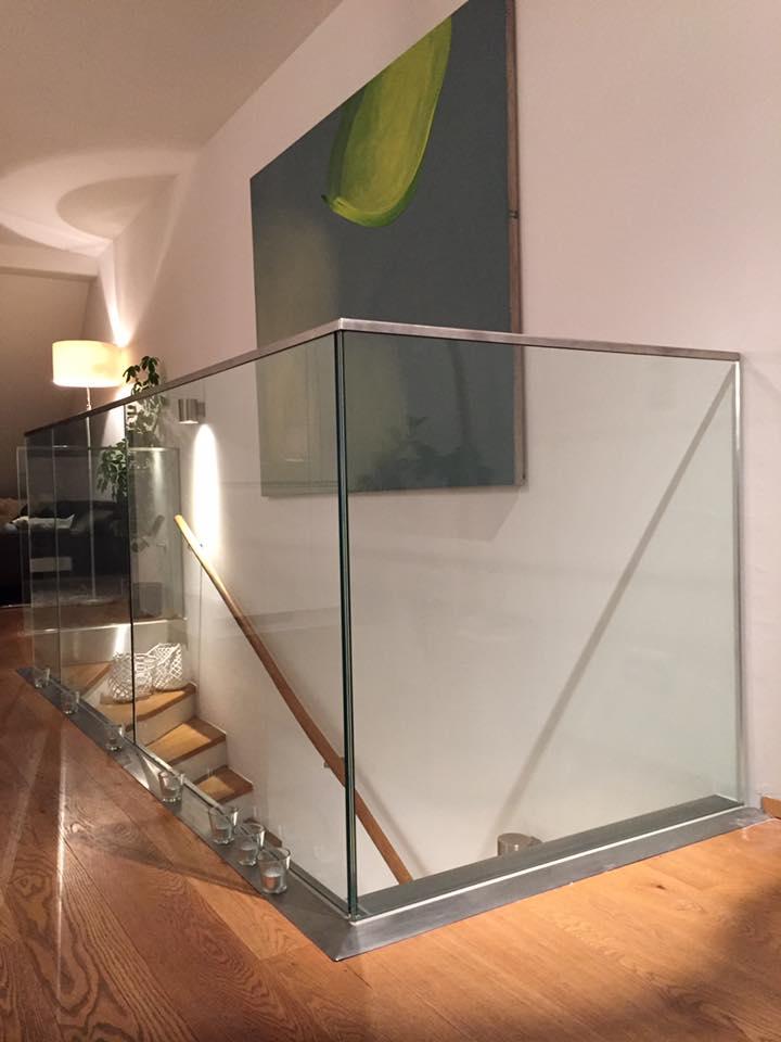 Innen Glasgelaender